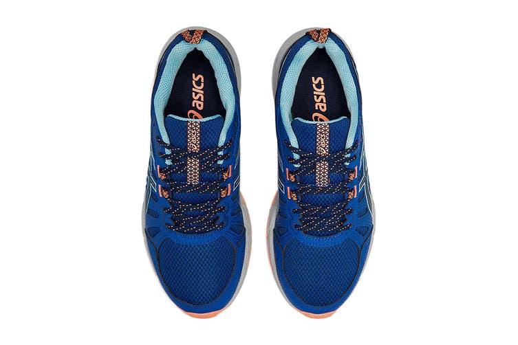 ASICS Women's Gel-Venture 7 Running Shoe (Blue Expanse/Heritage Blue, Size 8 US)