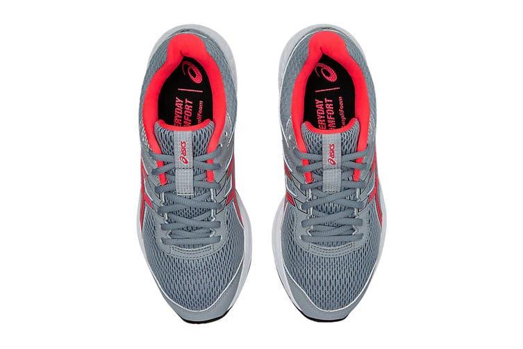 ASICS Women's Gel-Contend 6 Running Shoe (Sheet Rock/Diva Pink, Size 7.5 US)