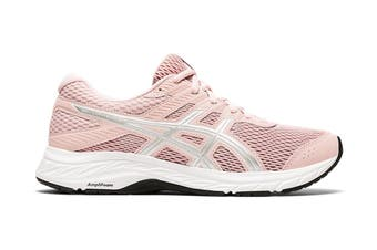 ASICS Women's Gel-Contend 6 Running Shoe (Ginger Peach/White)
