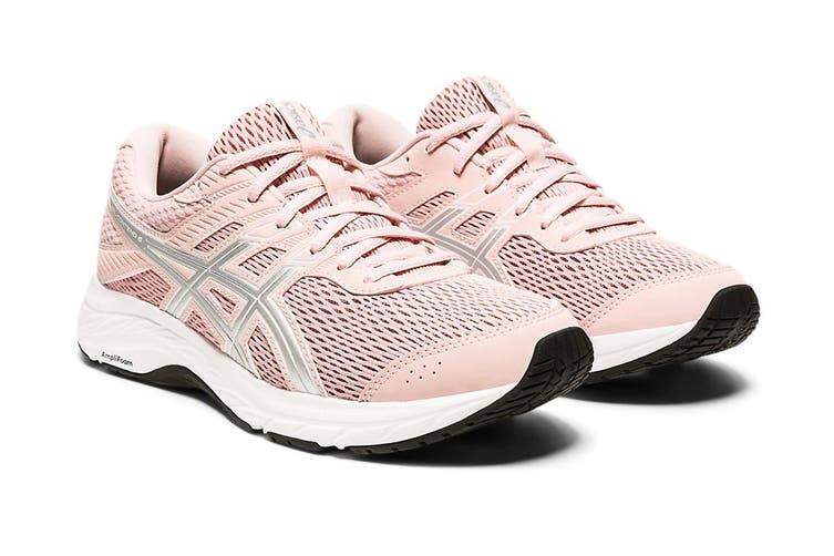 ASICS Women's Gel-Contend 6 Running Shoe (Ginger Peach/White, Size 8.5 US)