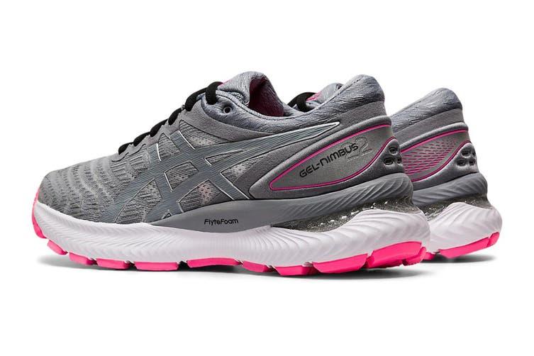 ASICS Women's Gel-Nimbus 22 Lite-Show Running Shoe (Sheet Rock/ Sheet Rock, Size 7.5 US)