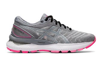ASICS Women's Gel-Nimbus 22 Lite-Show Running Shoe (Sheet Rock/ Sheet Rock)