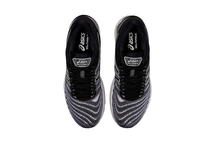 ASICS Women's Gel-Nimbus 22 Running Shoe (White/Black, Size 10.5 US)