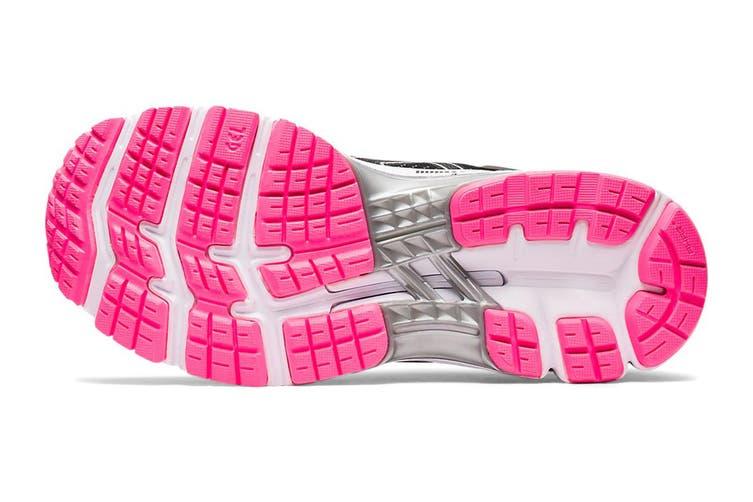 ASICS Women's Gel-Kayano 26 Lite-Show Running Shoe (Black, Size 9 US)