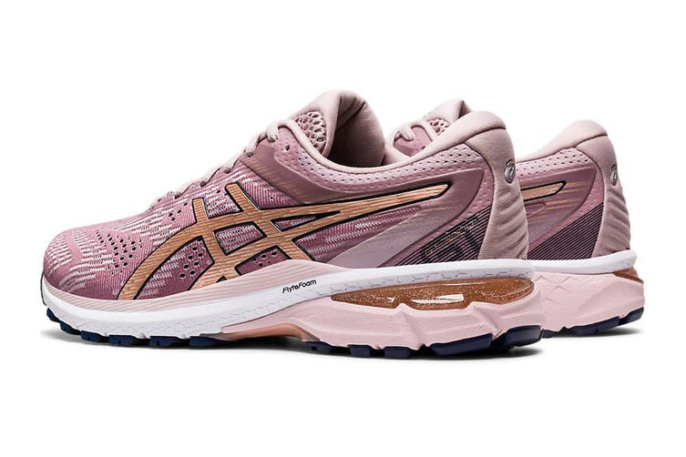ASICS Women's GT-2000 8 Running Shoe (Watershed Rose/Rose Gold, Size 10 US)