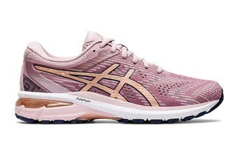 ASICS Women's GT-2000 8 Running Shoe (Watershed Rose/Rose Gold, Size 8 US)