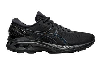 ASICS Women's Gel Kayano 27 Running Shoe (Black/Black)
