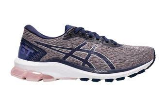 ASICS Women's GT-1000 9 Running Shoe (Watershed Rose/Peacoat, Size 6 US)