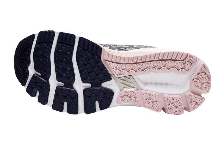 ASICS Women's GT-1000 9 Running Shoe (Watershed Rose/Peacoat, Size 8 US)