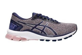 ASICS Women's GT-1000 9 Running Shoe (Watershed Rose/Peacoat, Size 9 US)