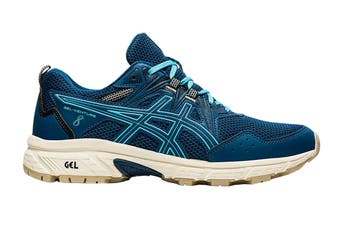 ASICS Women's Gel-Venture 8 Running Shoe (Mako Blue/Aquarium)