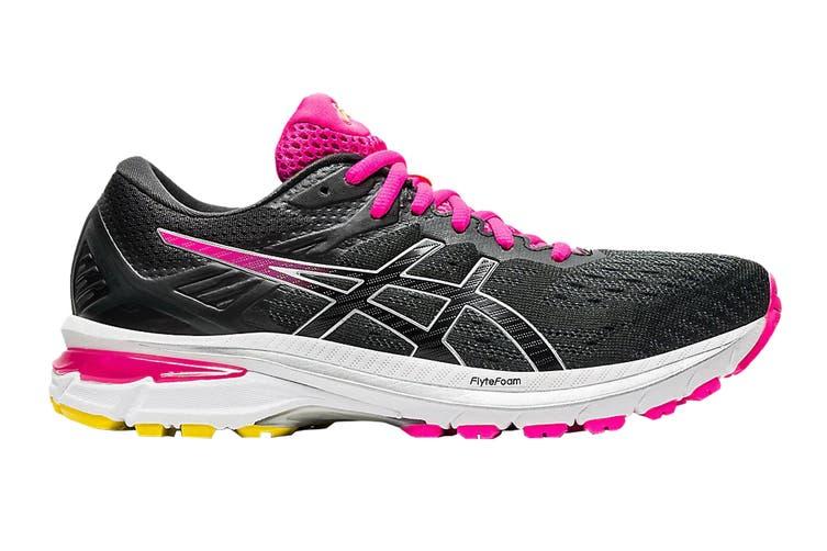 ASICS Women's GT-2000 9 Running Shoe (Graphite Grey/Black, Size 7.5 US)