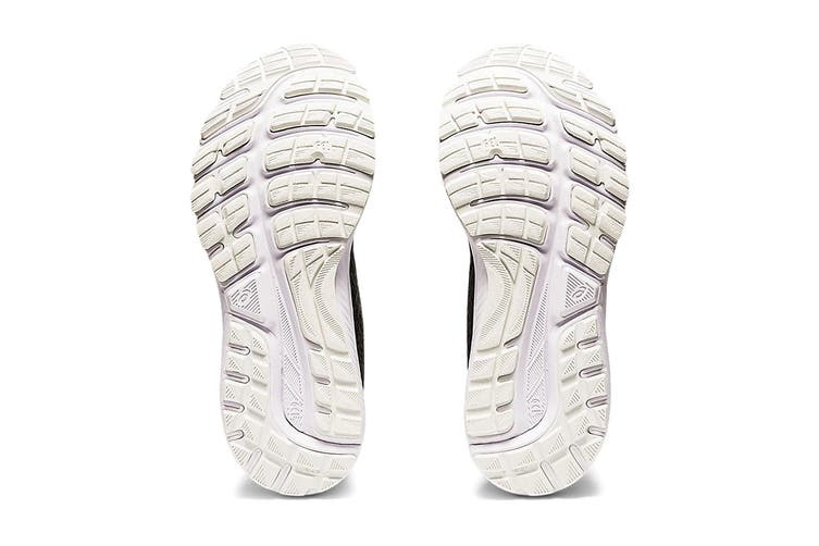 ASICS Women's Gel-Cumulus 22 St Running Shoe (Black/Graphite Grey, Size 7.5 US)
