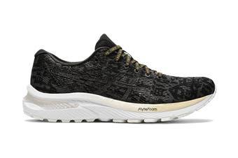 ASICS Women's Gel-Cumulus 22 St Running Shoe (Black/Graphite Grey, Size 8.5 US)