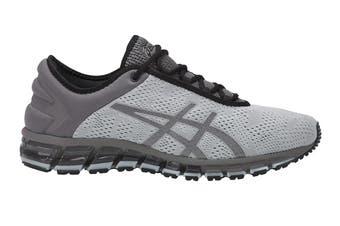 ASICS Men's Gel-Quantum 180 3 Running Shoe (Mid Grey/Black)