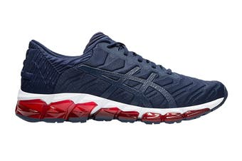 ASICS Men's Gel-Quantum 360 5 Running Shoe (Peacoat/Peacoat)