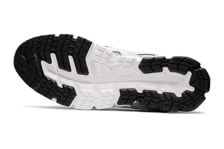 ASICS Men's Gel-Quantum 90 2 Running Shoe (Piedmont Grey/White, Size 8 US)