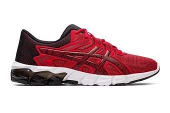 ASICS Men's Gel-Quantum 90 2 Running Shoe (Classic Red/Black)