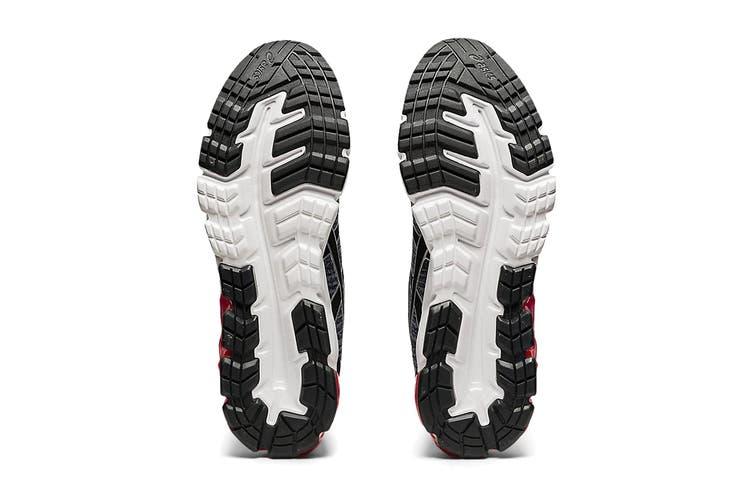 ASICS Men's Gel-Quantum 90 2 Street Running Shoe (Graphite Grey/Classic Red, Size 10.5 US)