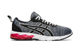 ASICS Men's Gel-Quantum 90 2 Street Running Shoe (Graphite Grey/Classic Red, Size 9.5 US)