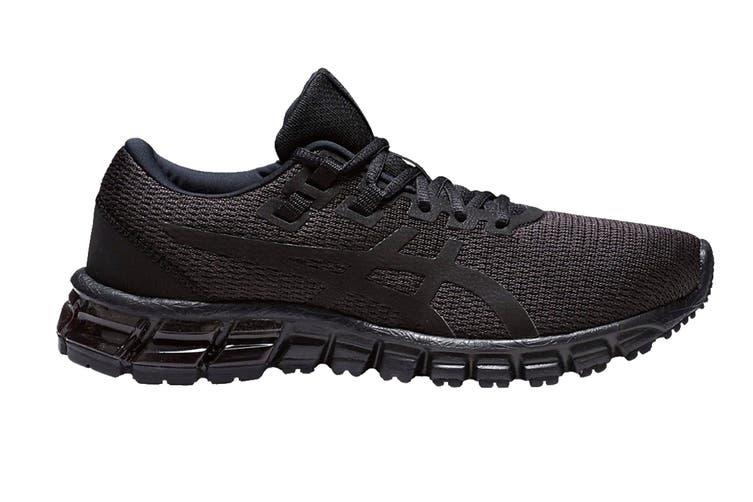 ASICS Women's GEL-Quantum 90 Running Shoe (Black/Black, Size 6.5)