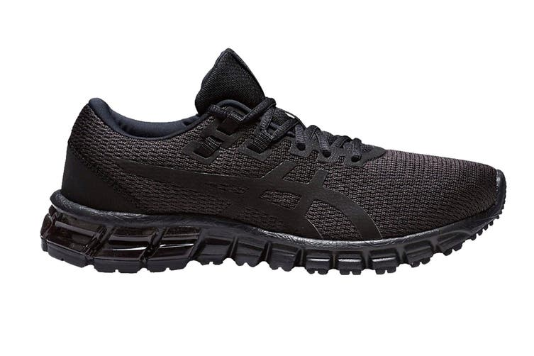 ASICS Women's GEL-Quantum 90 Running Shoe (Black/Black, Size 6)