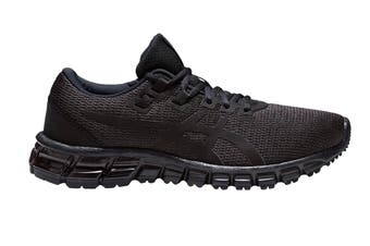 ASICS Women's GEL-Quantum 90 Running Shoe (Black/Black, Size 7.5)