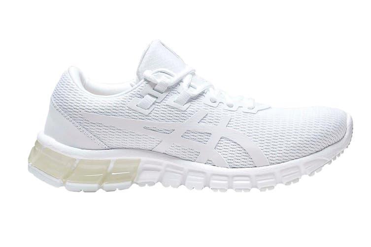 ASICS Women's GEL-Quantum 90 Running Shoe (White/White, Size 9)
