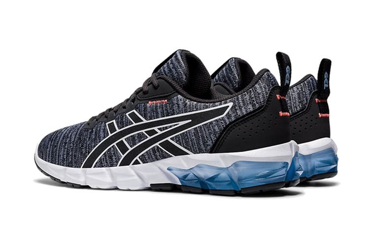 ASICS Women's Gel-Quantum 90 2 Street Running Shoe (Graphite Grey/Blue Bliss, Size 10 US)