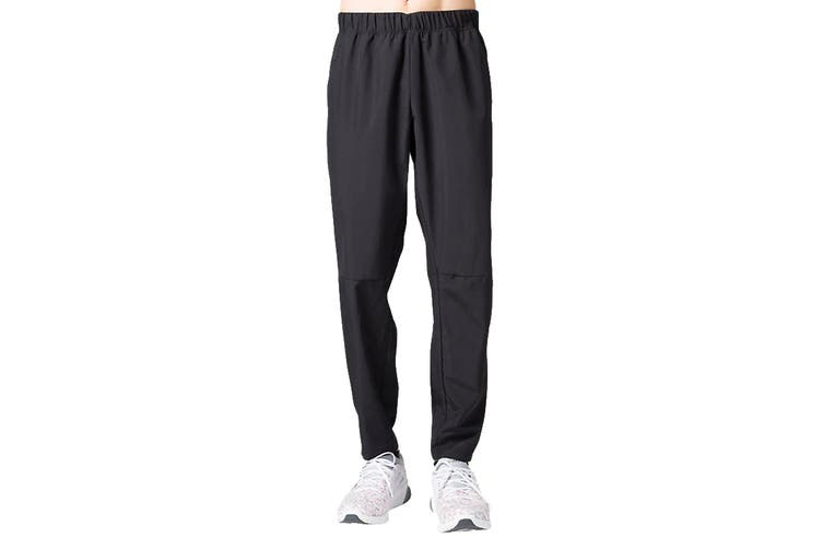 ASICS Men's Club Pants (Performance Black, Size L)