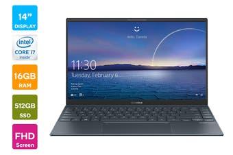 "ASUS ZenBook 14"" Core i7-1065G7 16GB RAM 512GB SSD Win10 Pro (UX425JA-BM090R)"