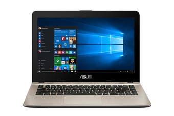 """ASUS 14"""" AMD A9-9425 8GB RAM 256GB SSD W10 Laptop (X441BA-GA314T)"""