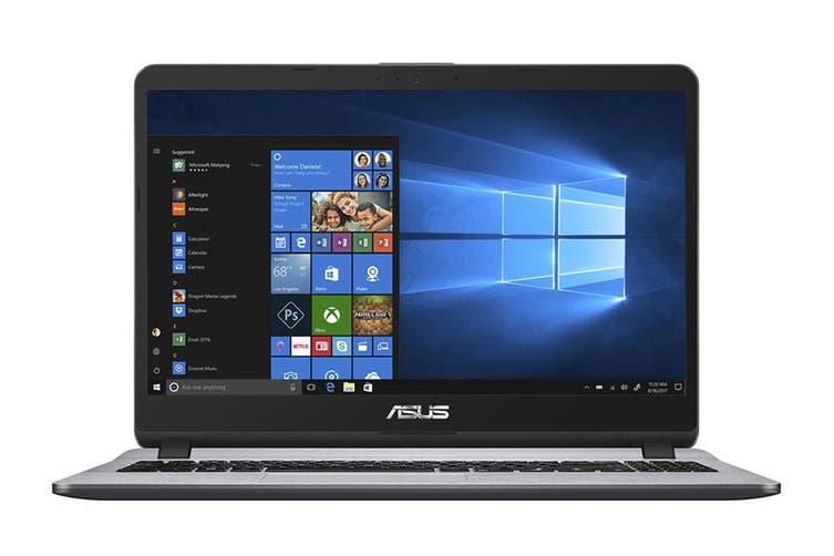 """ASUS 15.6"""" X507 Core i5-8250U 8GB RAM 256GB SSD GeForce MX110 2GB Laptop (X507UB-EJ560T)"""