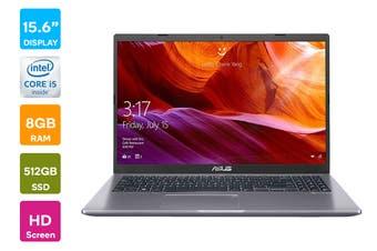 """ASUS 15.6"""" Core i5-1035G1 8GB RAM 512GB SSD MX110 Win10 Home Laptop (X509JB-BR167T)"""