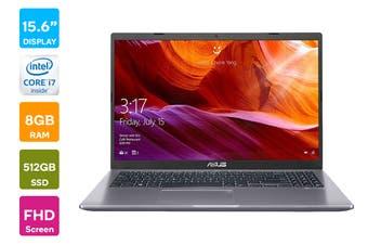 """ASUS 15.6"""" Core i7-1065G7 8GB RAM 512GB SSD MX110 Win10 Home Laptop (X509JB-EJ168T)"""