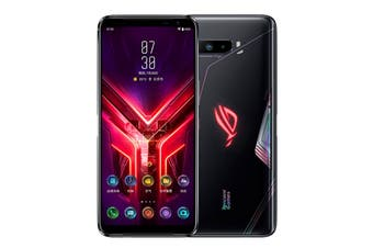 Asus ROG Phone 3 Strix Edition ZS661KS 5G (12GB RAM, 128GB, Black) - CN Spec with Google Play