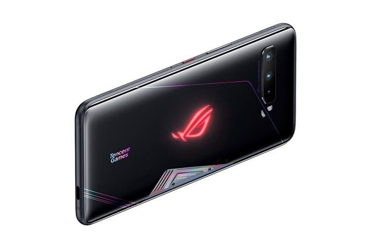 Asus ROG Phone 3 ZS661KS 5G (12GB RAM, 256GB, Black) - CN Spec with Google Play