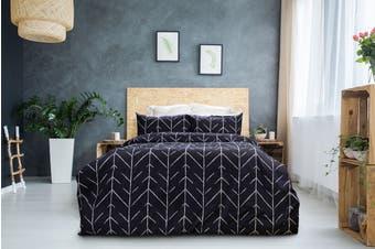 Abercrombie & Ferguson Peaks Quilt Cover Set (King)