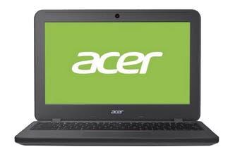 "Acer 11.6"" Celeron N3160 4GB RAM 16GB SSD Chromebook (NX.GM8SA.002-C77)"