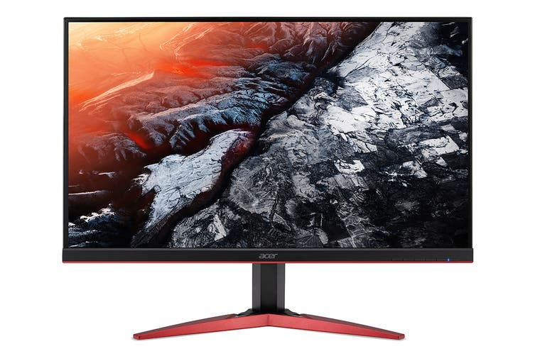 """Acer 24.5"""" 16:9 1920x1080 FHD 144Hz Gaming Monitor (KG251QF)"""