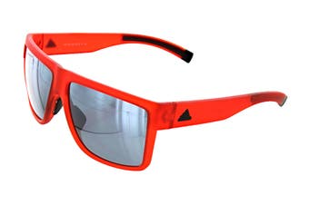 Adidas 3Matic Sunglasses (Matte Energy, Size 60-14-140) - Chrome Mirror