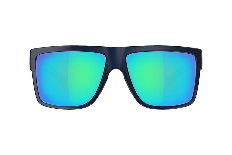Adidas 3Matic Sunglasses (Matte Mystery Blue, Size 60-14-140) - Blue