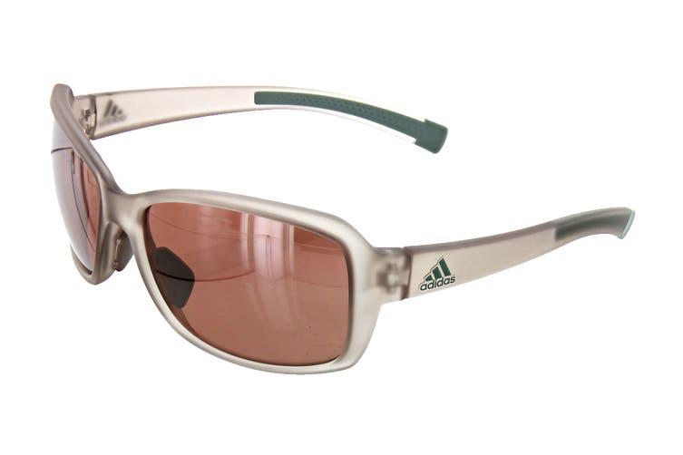 Adidas Women's Baboa Sunglasses (Matte Vapour Grey, Size 58-15-130) - Lst Active Silver