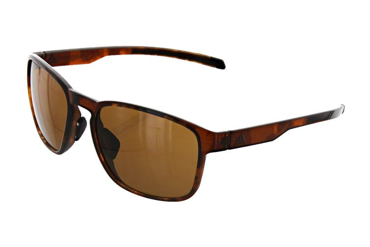 Adidas AD3275 Sunglasses (Brown Havana, Size 56-18-135) - Brown