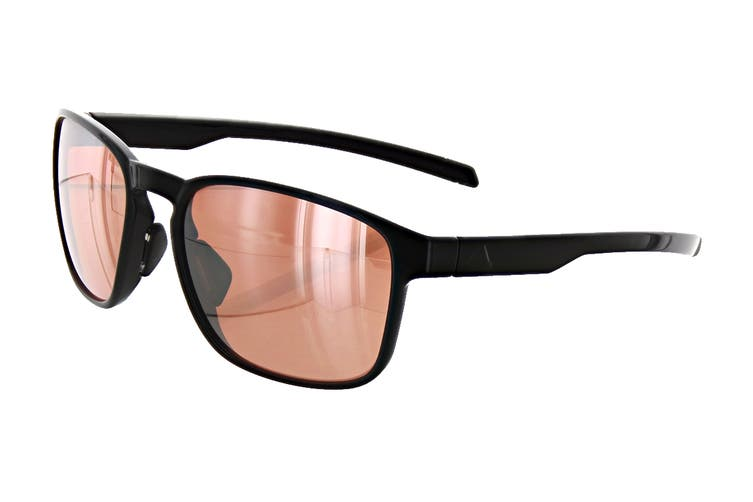 Adidas AD3275 Sunglasses (Shiny Black, Size 56-18-135) - Lst Active Silver