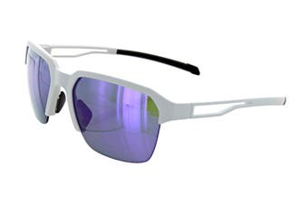 Adidas AD5175 Sunglasses (Matte White, Size 64-12-135) - Grey Violet