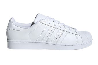 Adidas Originals Unisex Superstar Foundation Shoe (White/White)
