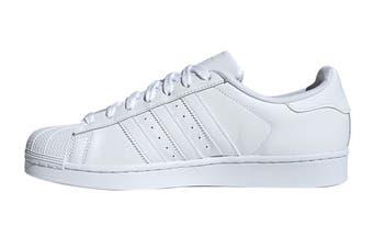 Adidas Originals Unisex Superstar Foundation Shoe (White/White)