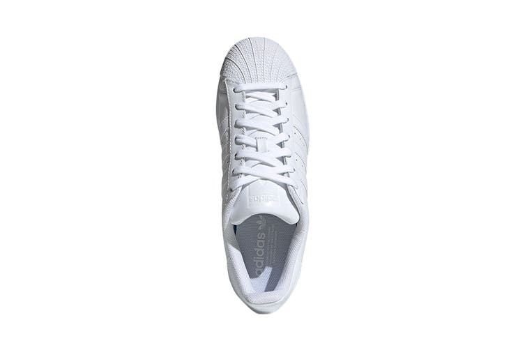 Adidas Originals Men's Superstar Foundation Shoe (White/White, Size 11.5 UK)