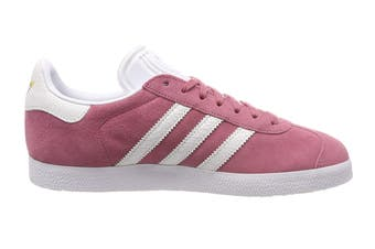 Adidas Originals Women's Gazelle Shoe (Maroon/White)